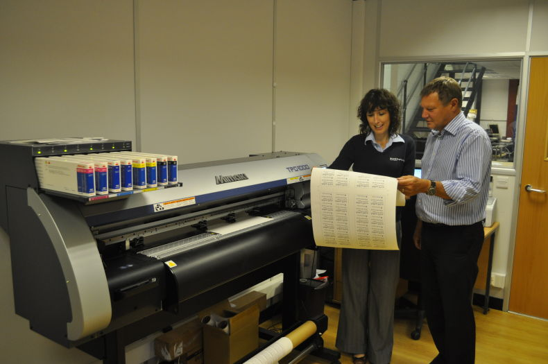 Brunel Features on Expansion of Engraving Service