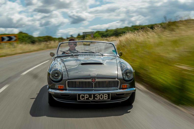 The MG Abingdon Edition Roadster