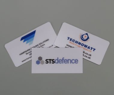 Anti Scratch PVC Labels 100mm x 50mm