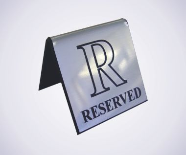 Reserved - TTN020 Pkt of 10