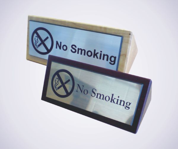 No Smoking - TTN036