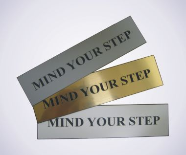 Mind Your Step Signs Bar Signs Hotel Signs Pub Signs