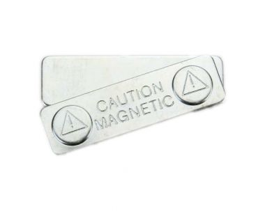 Magnetic Pin Fastenings
