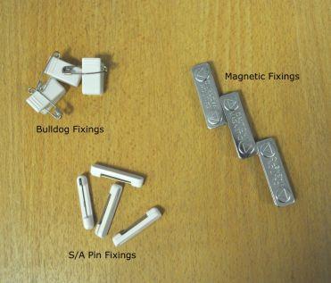 Engraved Rectangular Badges