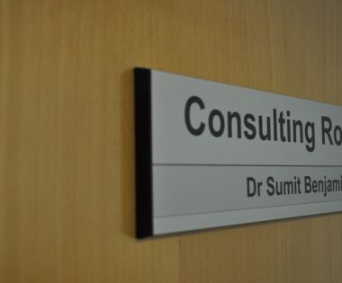 interchangeable aluminium door signs - office signs - brunel engraving