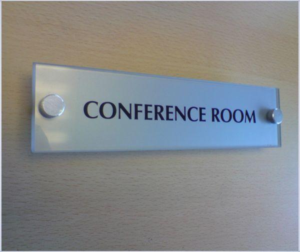 signs for office door