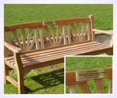 Prime Brass Memorial Bench Plaque Caraccident5 Cool Chair Designs And Ideas Caraccident5Info