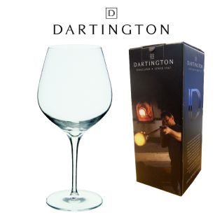 Personalised Large Red Wine Glass - Dartington Debut