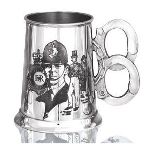 1pt History Police Tankard TS334