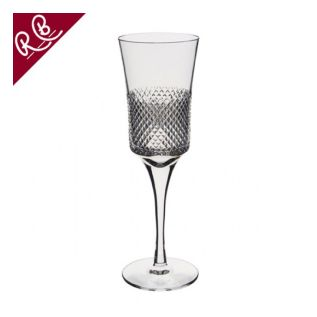 Engraved Wine Glass - Royal Brierley Antibes