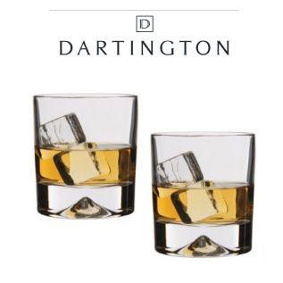 Personalised Whisky Pairs - Dartington Dimple