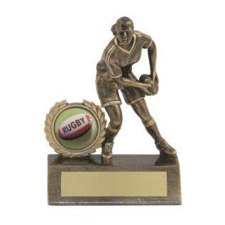 Female Rugby Trophy JR4-RF60