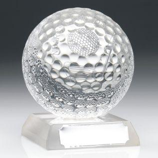 Glass Golf Balls JR2-GO71