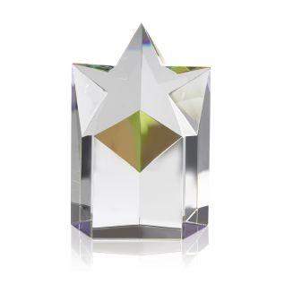 Optical Crystal Star Award SCW52