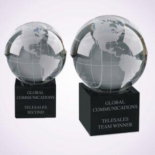 Glass Globe Award AC18
