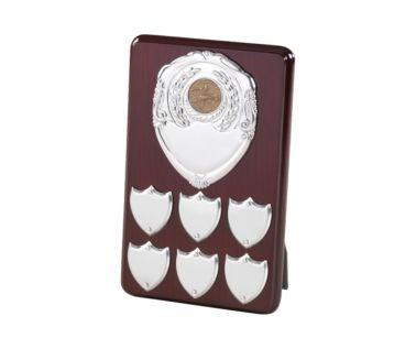 Traditional Presentation Shields PSV
