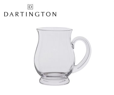 Personalised Glass Malting Tankard