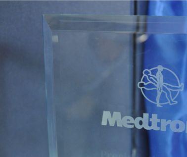 Custom Corporate Award KG11