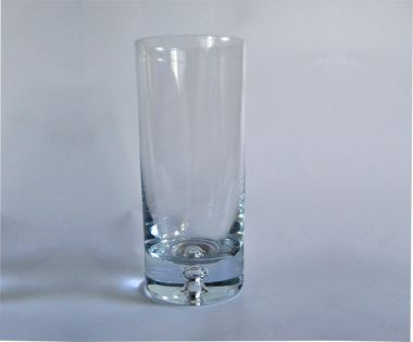 Engraved HighBall - Bubble Glass