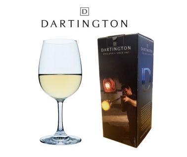 Engraved White Wine Glass - Dartington Drink
