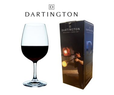 Engraved Red Wine Glass - Dartington Drink