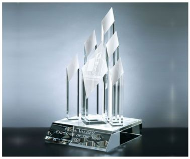 Glass Prism Award C916C50