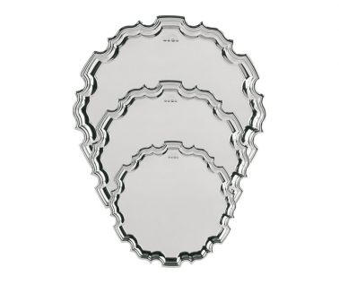 Hallmarked Silver Salver S1997