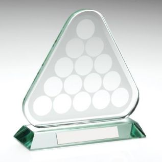 Glass Trophy JR5-KG147