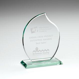 Jade Trophy Corporate Award KG9