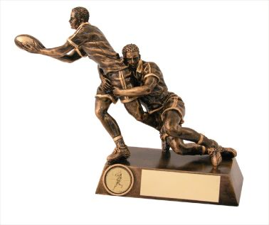 Rugby Trophy JR4-RF122