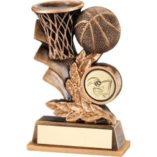 Basketball Trophies JR15-RF467