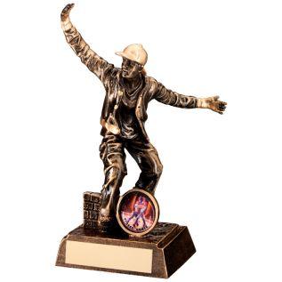 Dance Male Trophy JR12-RF456