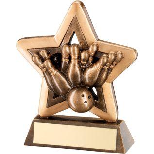 Ten Pin Star Trophy JR14-RF417