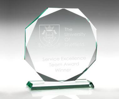 Business Award Trophy JBG1201