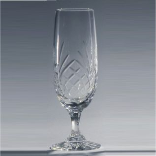 Personalised Champagne Glass - Durham Crystal