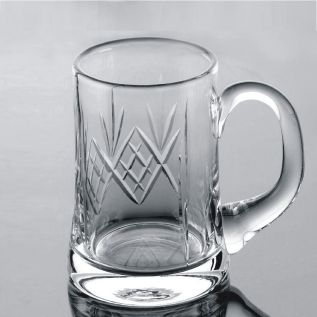 Personalised Cut Tankard + Panel