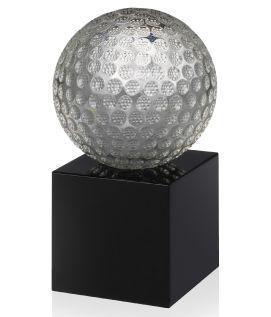 Golf Ball & Black Crystal Base JOG014