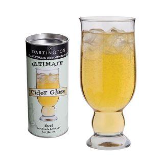 Engraved Cider Glass - Dartington Ultimate