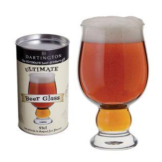 Engraved Beer Glass - Dartington Ultimate