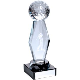 Glass Golf Awards JR2-TD722