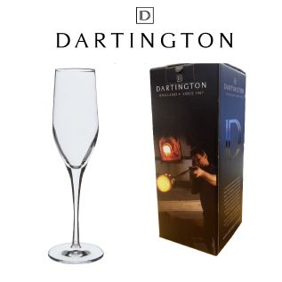 Personalised Champagne Glass - Dartington Debut Flute