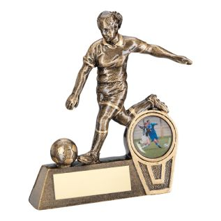 Female Football Trophies JR1-RF99