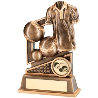 Lawn Bowls Trophies JR7-RF587