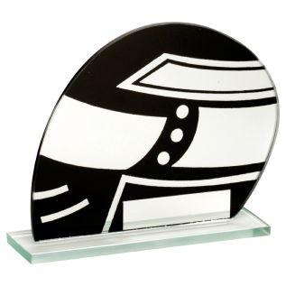 Glass Motor Sport Helmet Award JR8-TD8K