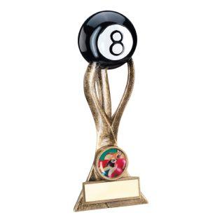 Snooker & Pool Trophies JR5-RF515