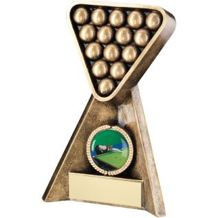 Snooker & Pool Trophies JR5-RF245