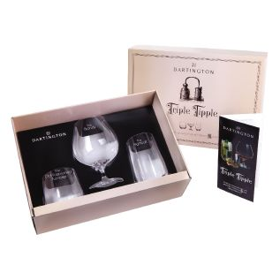 Engraved Boxed Gift Set - Triple Tipple