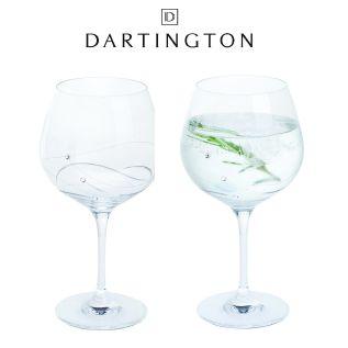 Glitz Gin & Tonic Copa  - Dartington Glitz (Pairs)