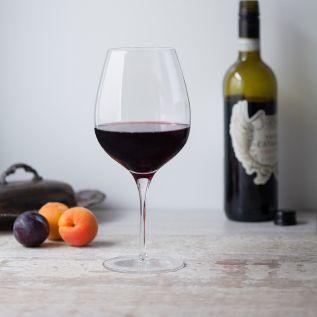 Engraved Red Wine Glass - Dartington Origin