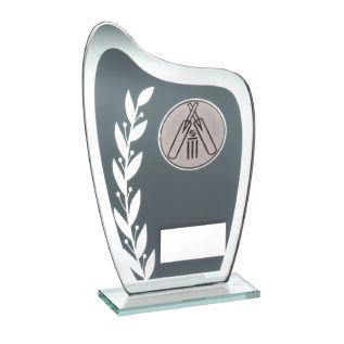 Cricket Glass Award JR6-TD929